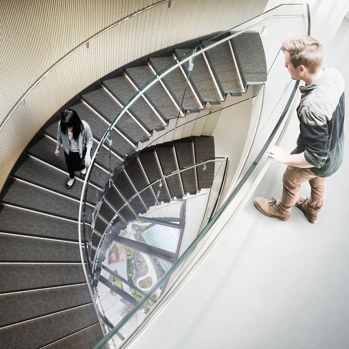 Image of OCULUS STAIRS